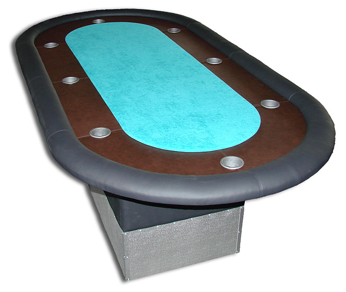 Table Image Poker Table Poker Ovale